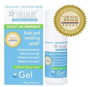 stellalife vega oral care gel