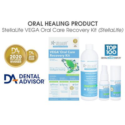 stellalife vega oral care recovery kit