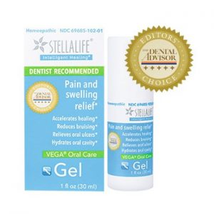 stellalife vega oral care gel